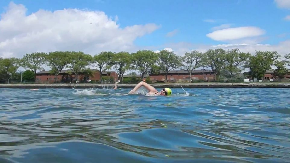 Governors Island Swim