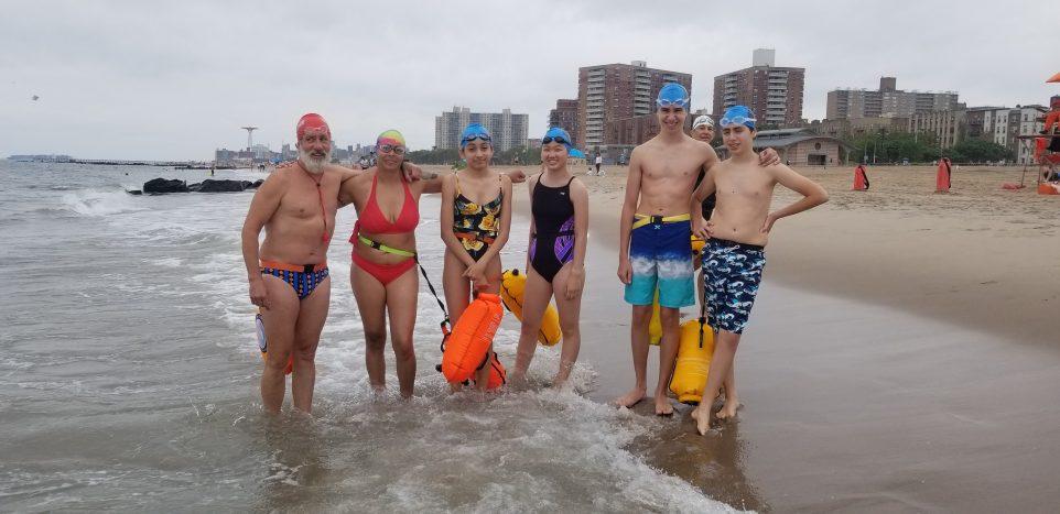 Youth Swim clinic