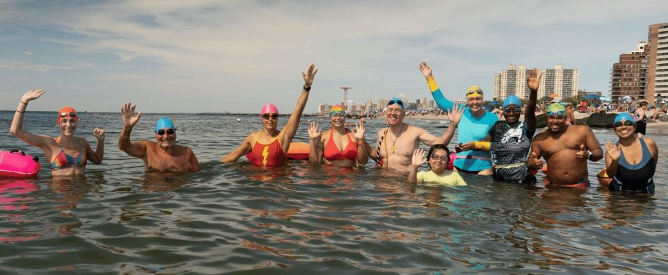 Swimming for Persons with Disabilities